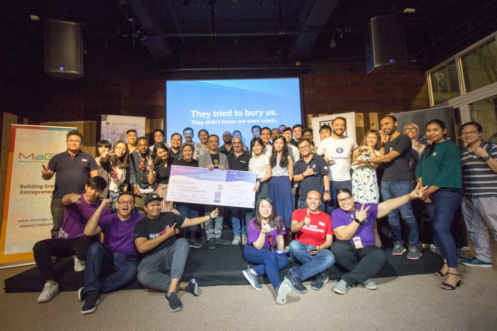 PAPER + TOAST Coworking Space Entrepreneurial Programs Seedstars
