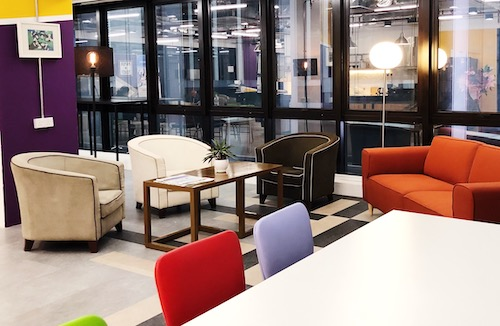 Coworking Space | PAPER + TOAST
